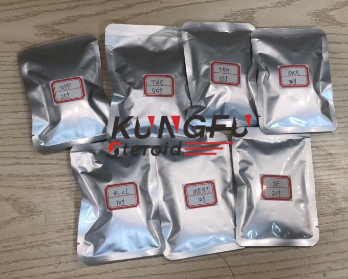 KungFu Steroid Pharmaceutical Co.,Ltd ทัวร์โรงงาน