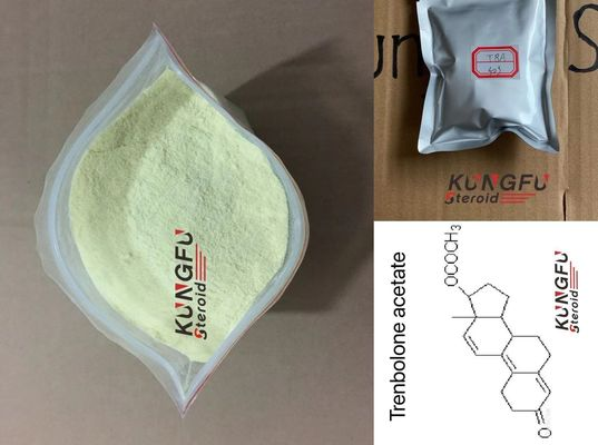 Pharmaceutical Grade Trenbolone Powder CAS 10161-34-9 Muscle To Reduce Fat